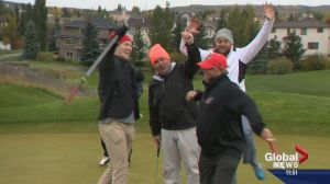 Calgary Flames Golf Tournament raises $400K for charity